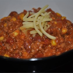 Chili con Carne III Recipe