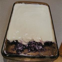 Blueberry Gelatin Salad Recipe