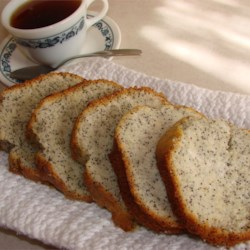 Poppy Seed Bread III Recipe