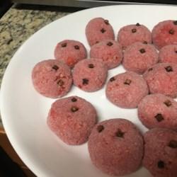 sugar plum no bake cookies printer friendly