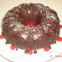 Quick Black Forest Cake