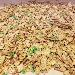 White Chocolate Snack Mix