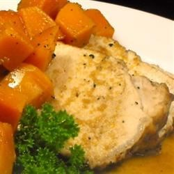 Autumn Pork Roast Recipe