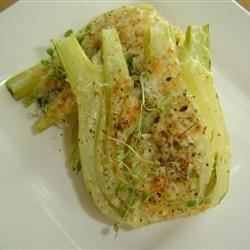 Baked Fennel with Parmesan Recipe