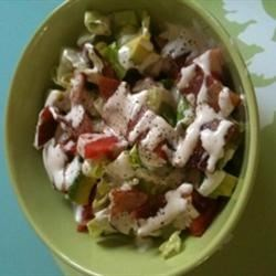 Photo of Quick-and-Easy BLT Salad by shipleyfamily3