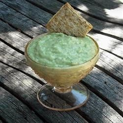 Cool-as-a-Cucumber Avocado Dip Recipe
