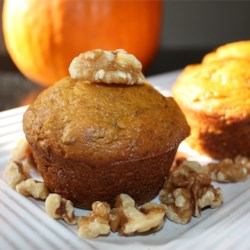 Pumpkin Bread II Recipe