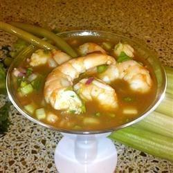 Photo of Bloody Mary Shrimp by Lynn