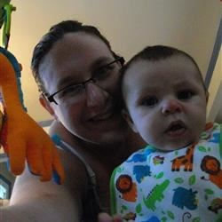 Sept 2010 - Me & My Little Man