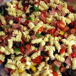 Image of Awesome Pasta Salad, AllRecipes