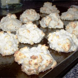 Potato Drop Biscuits