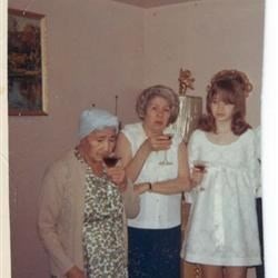 Granny, Mom & Me..x0x0x0