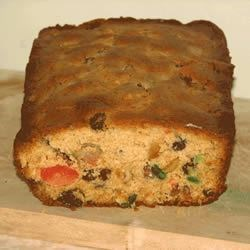 French Fruitcake Recipe