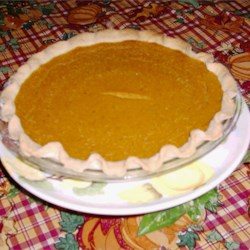 Better Than Pumpkin (Butternut) Pie