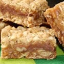 Mom's Walnut Bars Recipe