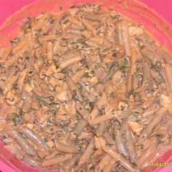 Chicken Stroganoff II Recipe