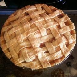 October Apple Pie Recipe