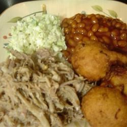 Easy North Carolina Barbeque Recipe