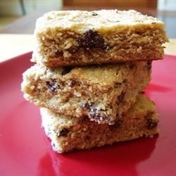 Photo of Chocolate Chip Peanut Butter Blondies by CINDY-BEE