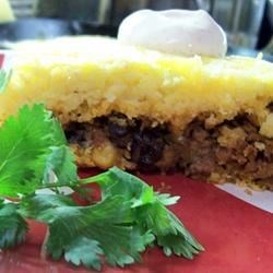 Tamale Pie II Recipe