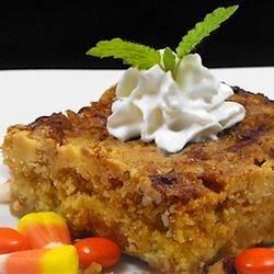 Pumpkin crunch dessert recipes easy