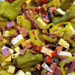Photo of A Great Pepper Salad by Kimber