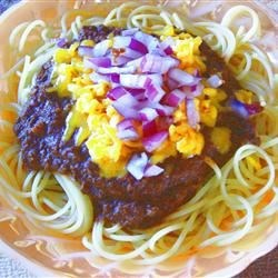 Slow Cooker Recipes: Skyline Chili I « Sumo's Catering