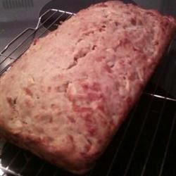 Apple Cheddar Bread Recipe