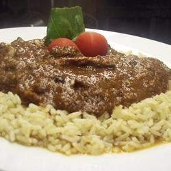 Photo of Slow Cooker Chicken Mole by Avrienne