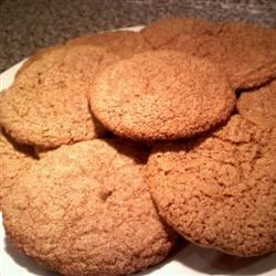 Big Soft Giner Cookies