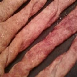 Orange Cinnamon Sticks Recipe