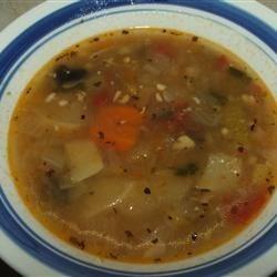 Zucchini Tomato Soup II Recipe