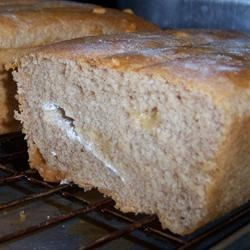 White Chocolate Bread Recipe