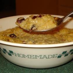 brown rice breakfast porridge photos