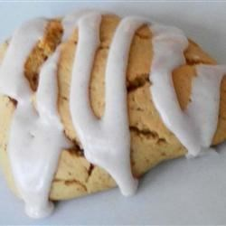 Photo of Better-Than-Coffeeshop Pumpkin Scones by Shawna Hambly