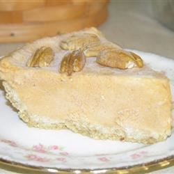 Photo of Grandma's Pumpkin Ice Cream Pie by Valetta Gale Cannon