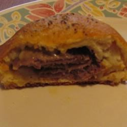 Photo of Roast Beef and Cheese Roll Ups by Tiffany