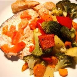 Best Salmon Bake Recipe