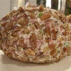 Photo of Cream Cheese and Chopped Dried Beef Ball by MARBALET