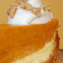 Pumpkin Torte II Recipe
