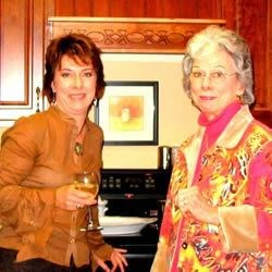 Mom and I, Thanksgiving 2005