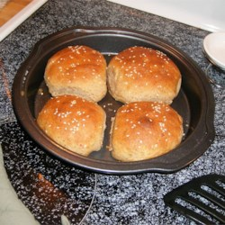 Ranch Hamburger Buns