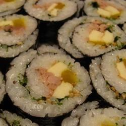 Korean Sushi Recipe