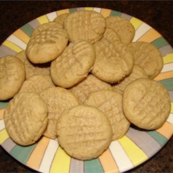 Quick and easy cookie recipes allrecipes peanut butter cookies vi 138 very easy forumfinder Gallery