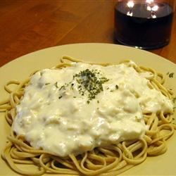 Photo of Easy Crab Linguine by Marian Collins