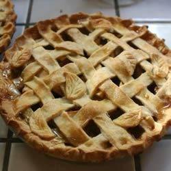 Mmmmm....apple pie!