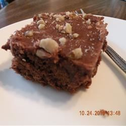 Photo of Chocolate Syrup Brownies by Shari Norvell