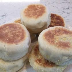 homemade english muffins printer friendly
