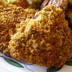 Photo of Chicken Crumb Coating by Joan  Laurenzo