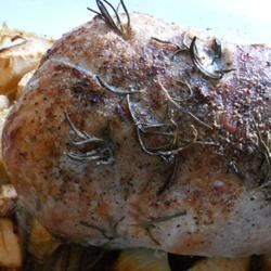 Rosemary Pork Roast
